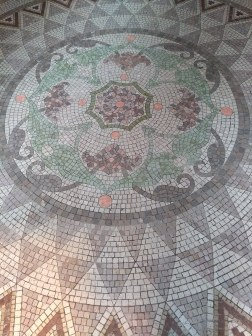 article 32-photo 4-10 01 2019_front entrance hall_mosaic