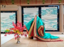 article 33-photo 15-17 01 2019_kimono_layering of seasonal colors in lady's costume