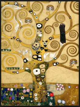 Article 39-photo 8-Gustav Klimt_L'Arbre de vie_1909