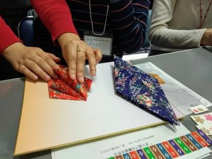 Article 40-photo 8-02 02 2019_Tokyo_Meguro_Origami workshop