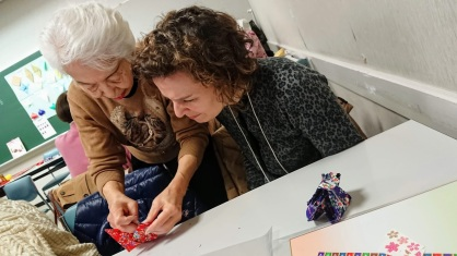 Article 40-photo 9-02 02 2019_Tokyo_Meguro_Origami workshop