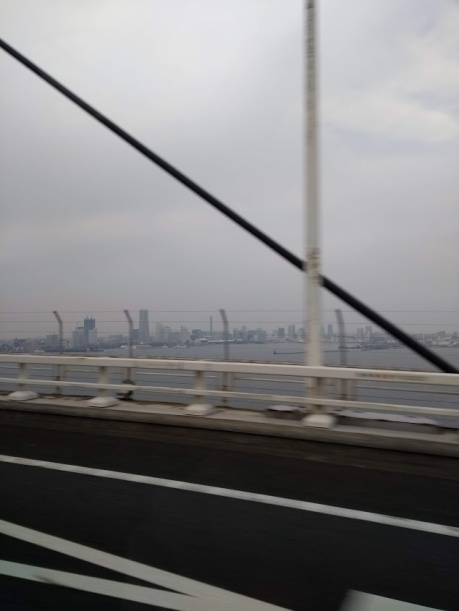 Article 42-photo 20-19 03 2019_Yokohama from Bay bridge