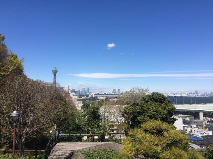 Article 47-photo 10-16 04 2019_Minato Mirai from Harbor view park_Yokohama