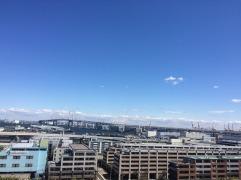 Article 47-photo 9-16 04 2019_Bay bridge from Harbor view park_Yokohama