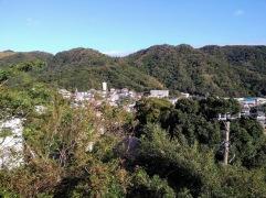 Article 71-photo 17-23 10 2019_view from Jeff' house_Shimoda, Izu peninsula