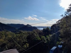Article 71-photo 18-23 10 2019_view from Jeff' house_Shimoda, Izu peninsula