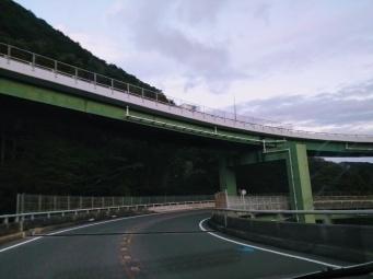 Article 71-photo 4-23 10 2019_Kawazu-Nanadaru circular bridge_Road 414 to Shimoda, Izu peninsula