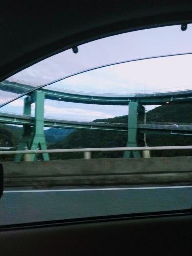 Article 71-photo 6-23 10 2019_Kawazu-Nanadaru circular bridge_Road 414 to Shimoda, Izu peninsula