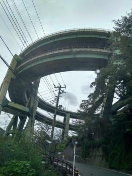 Article 71-photo 8-23 10 2019_Kawazu-Nanadaru circular bridge_Road 414 to Shimoda, Izu peninsula