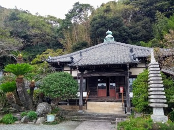 Article 72-photo 47_29 10 2019_Chorakuji temple_Perry road_Shimoda
