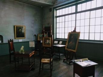 Article 74-photo 10-05 11 2019_Nakamura Tsune Atelier Museum_Shinjuku_Tokyo