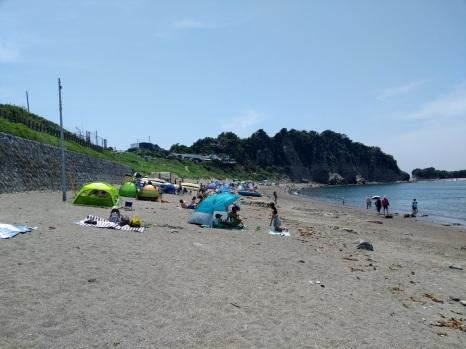 Article 111-photo 5-26 05 2020_Hayama park beach_26 05 2019
