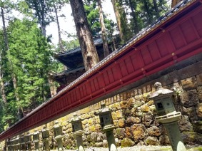 Article 114-photo 16-09 06 2020_Lanterns alley to Futarasan shrine_Nikko