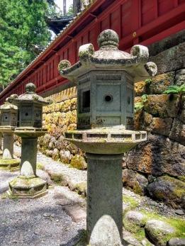 Article 114-photo 17-09 06 2020_Lanterns alley to Futarasan shrine_Nikko