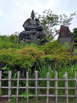 Article 117-photo 34-22 06 2020_Minamoto no Yoritomo_Vers Daibutsu_Kamakura