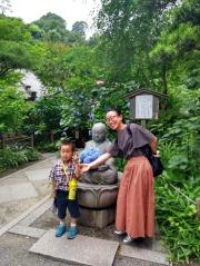 Article 117-photo 9-22 06 2020_Temple Meigetsu-in_Kamakura
